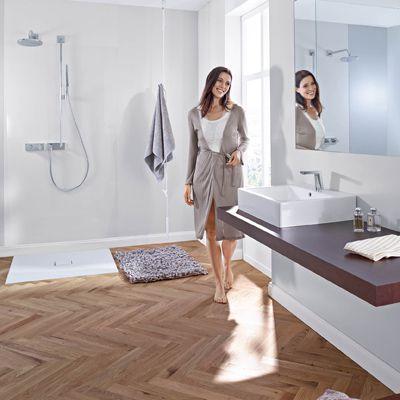 Badezimmer - Ihr Sanitärinstallateur aus Herford - Tiemann GmbH
